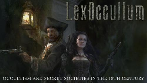 LexOccultum - Role Playing Game