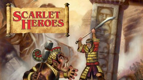 Scarlet Heroes RPG