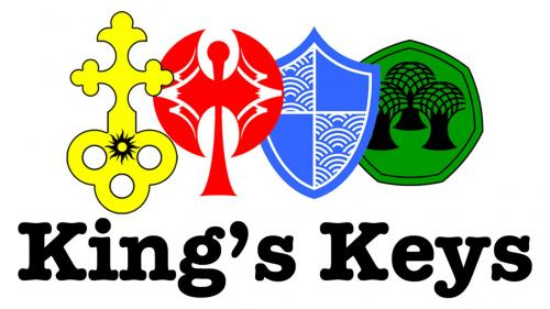 King s Keys Playing Cards
