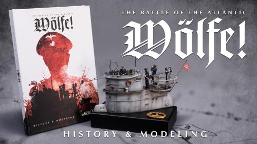 "WOLFE ""The battle of the Atlantic"""