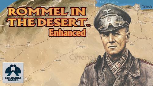 Rommel in the Desert Enhanced