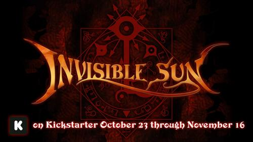 Invisible Sun – Return to the Actuality