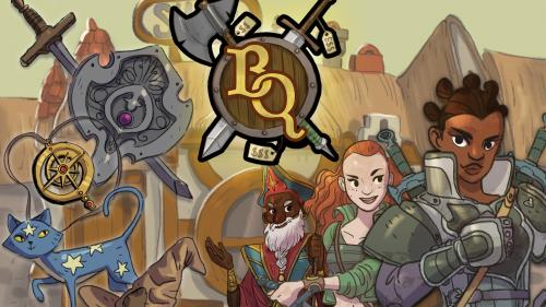 Bargain Quest! A Fast and Fun Item Shop Board Game!