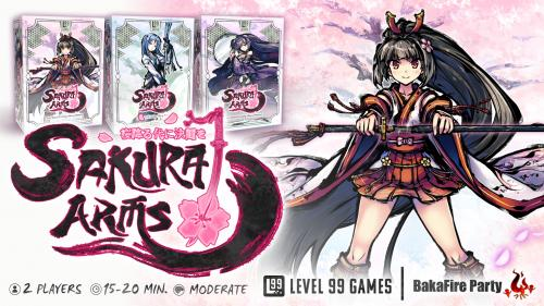 Sakura Arms - Duel Under Falling Cherry Blossoms