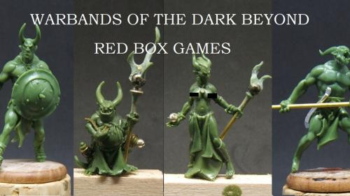 Warbands of the Dark Beyond