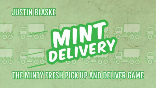Mint Delivery - The minty fresh pick up and deliver game