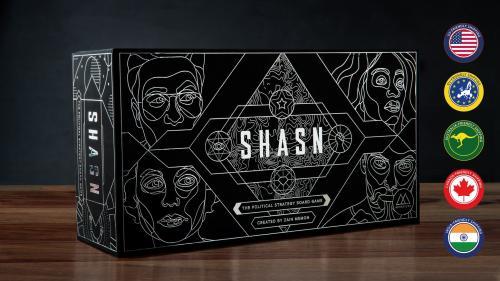 SHASN - The Political Strategy Board Game | Break KS