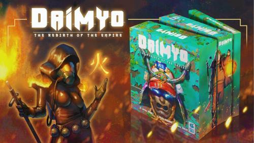 Daimyo - Rebirth of the Empire