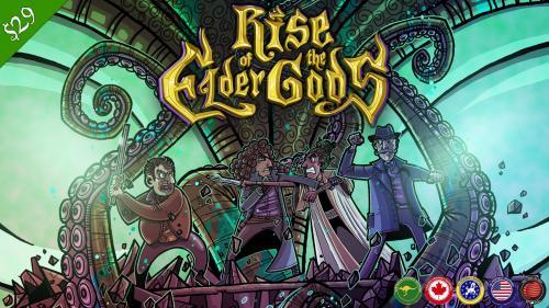 Rise of the Elder Gods (EN/FR/DE)