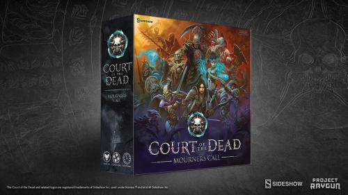 Court of the Dead: Mourners Call Board Game