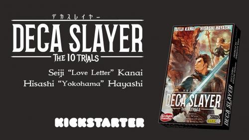 Deca Slayer by Seiji Kanai & Hisashi Hayashi English Edition