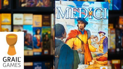Medici (2nd Printing)