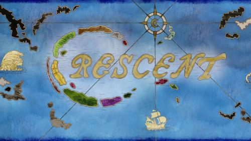 Crescent: Nautical Fantasy TTRPG