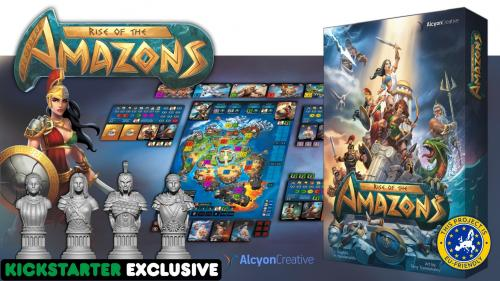 Rise of the Amazons