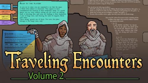 Traveling Encounters Vol. 2