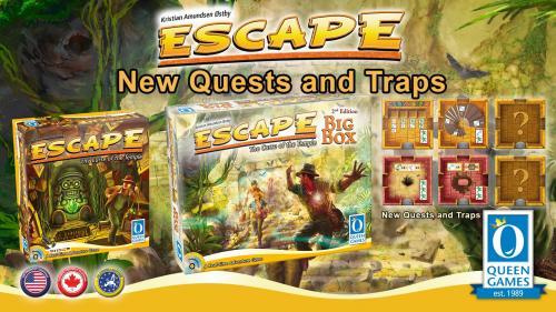 Escape New Quests & Traps