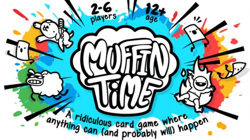 Muffin Time: The Random Card Game