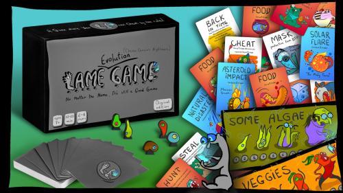 LAME Evolution GAME