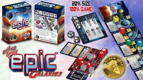 Ultra-Tiny Epic Galaxies, The Universe In Your Pocket!