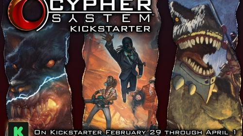 Worlds of the Cypher System