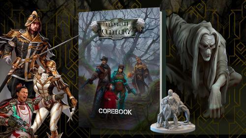 Eldritch Century - 5e RPG Dual System