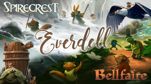 Everdell: Spirecrest & Bellfaire