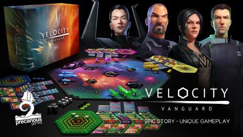 Velocity: Vanguard - RELAUNCH!