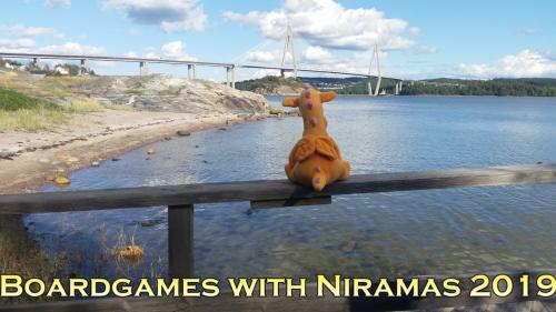 BoardGames with Niramas 2019