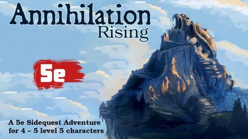 Annihilation Rising 5e