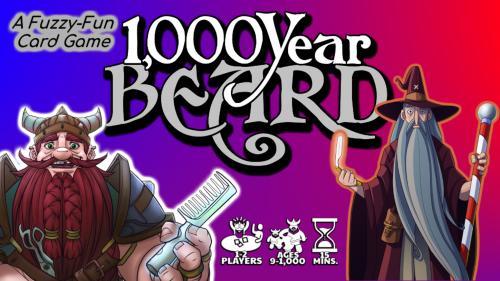 1,000 YEAR BEARD