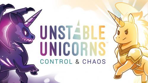 Unstable Unicorns: Control & Chaos (The Backercorn Project)