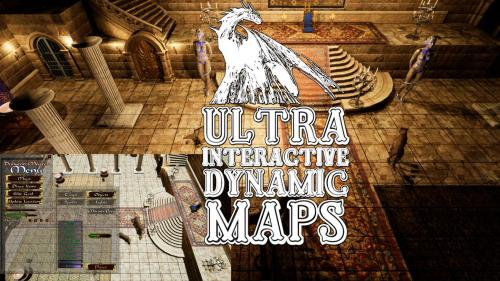 Ultra Interactive Dynamic Maps