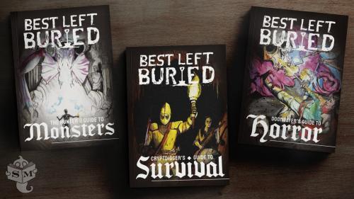 Best Left Buried: Deeper