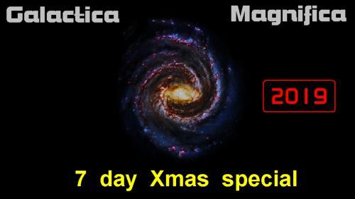 Galactica Magnifica the board game 2019 edition