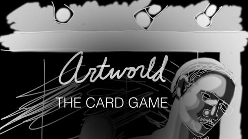 Artworld: The Card Game made affordable