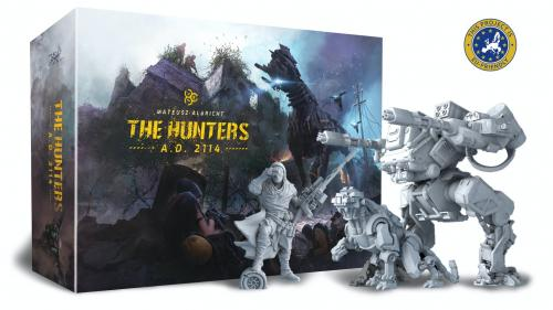 The Hunters A. D. 2114 (2nd printing and expansions)