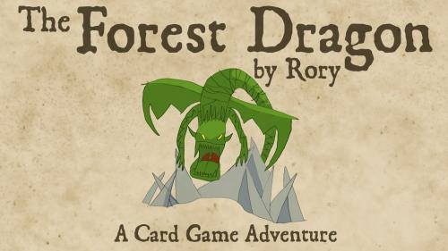 The Forest Dragon Card Game by Rory