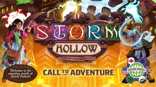 Storm Hollow: Call to Adventure (Canceled)