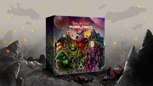 Galactic Warlords: Battle for Dominion (Canceled)