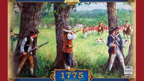 1775 - Rebellion  (Birth of America Series)
