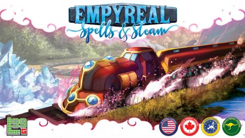 Empyreal: Spells & Steam - A Fantasy Railway-Building Game