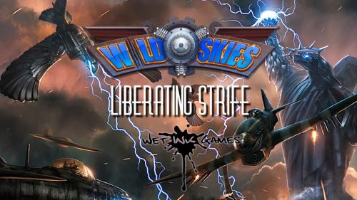 Wild Skies: Liberating Strife, a table-top RPG expansion.