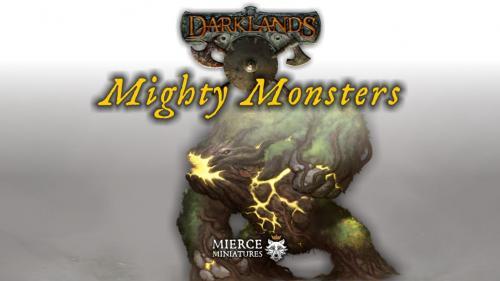 Darklands: Mighty Monsters