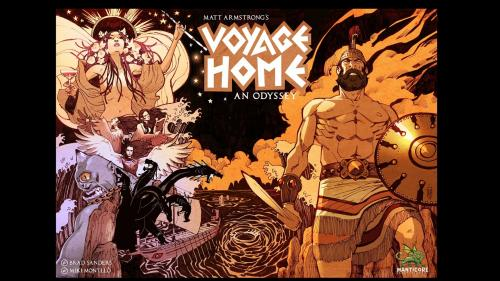 Make/100 Voyage Home: An Odyssey
