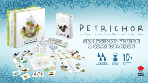 Petrichor: Collector s Edition and Cows Expansion