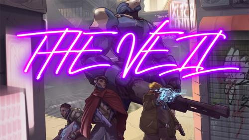 The Veil: Inheritance, a biopunk tabletop roleplaying game