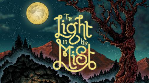 The Light in the Mist - A Tarot Puzzletale