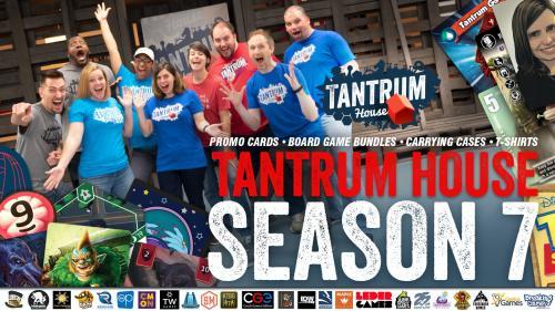 Tantrum House • Season 7 • Board Game Media