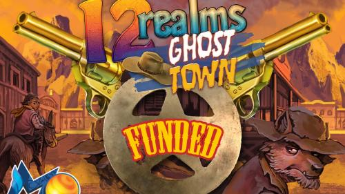 12 Realms: Ghost Town
