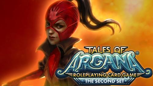 Tales of Arcana: Roleplaying Card Game: The Second Set